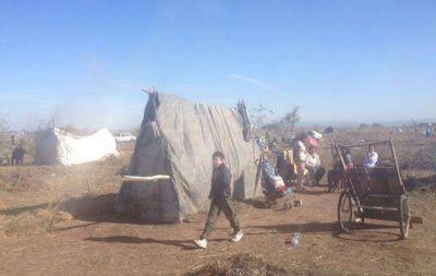 Ocupas siguen con la toma y Passerini condicionó el diálogo