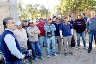"""Chabay Ruiz: """"Antes de fin de mes pagaremos sueldos y el 19 se abonará el medio aguinaldo"""""""