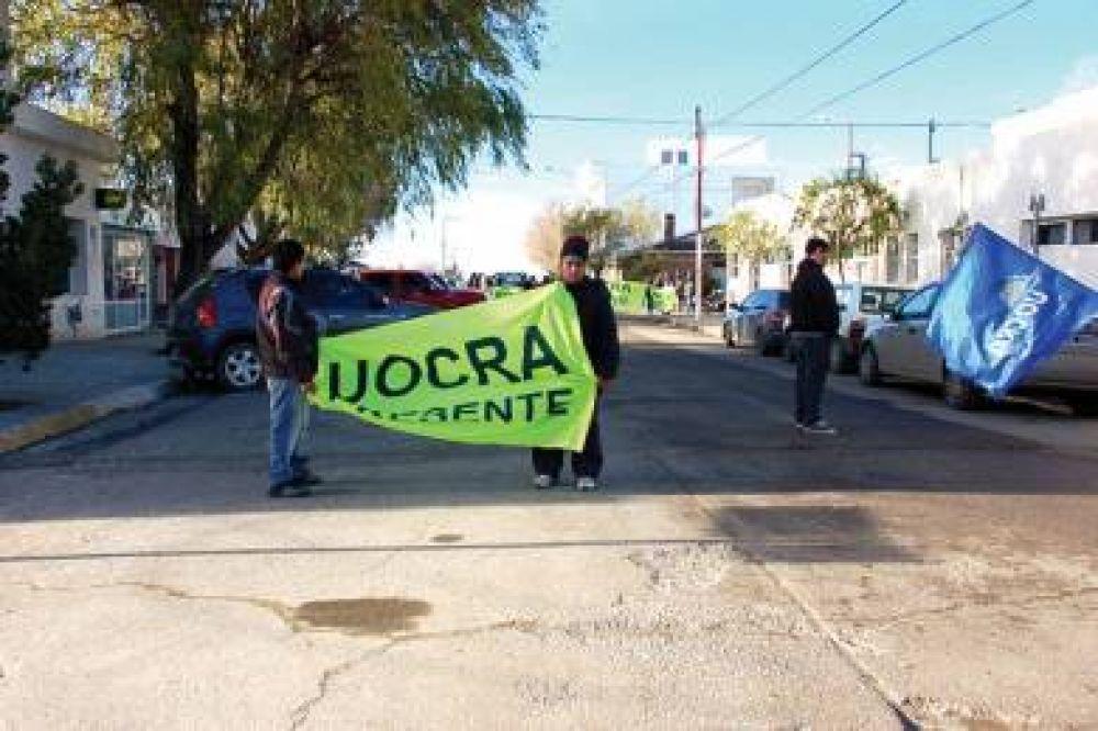 UOCRA apoya a los trabajadores municipales