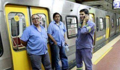 Metrodelegados paran el jueves de 5 a 7