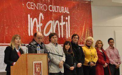 La Ministra Alvarez Rodríguez en Olavarría