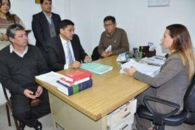 Diputados se interiorizaron de lo sucedido en Pampa del Indio en febrero