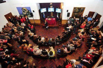 San Luis ya cuenta con el Consejo Provincial de la Mujer