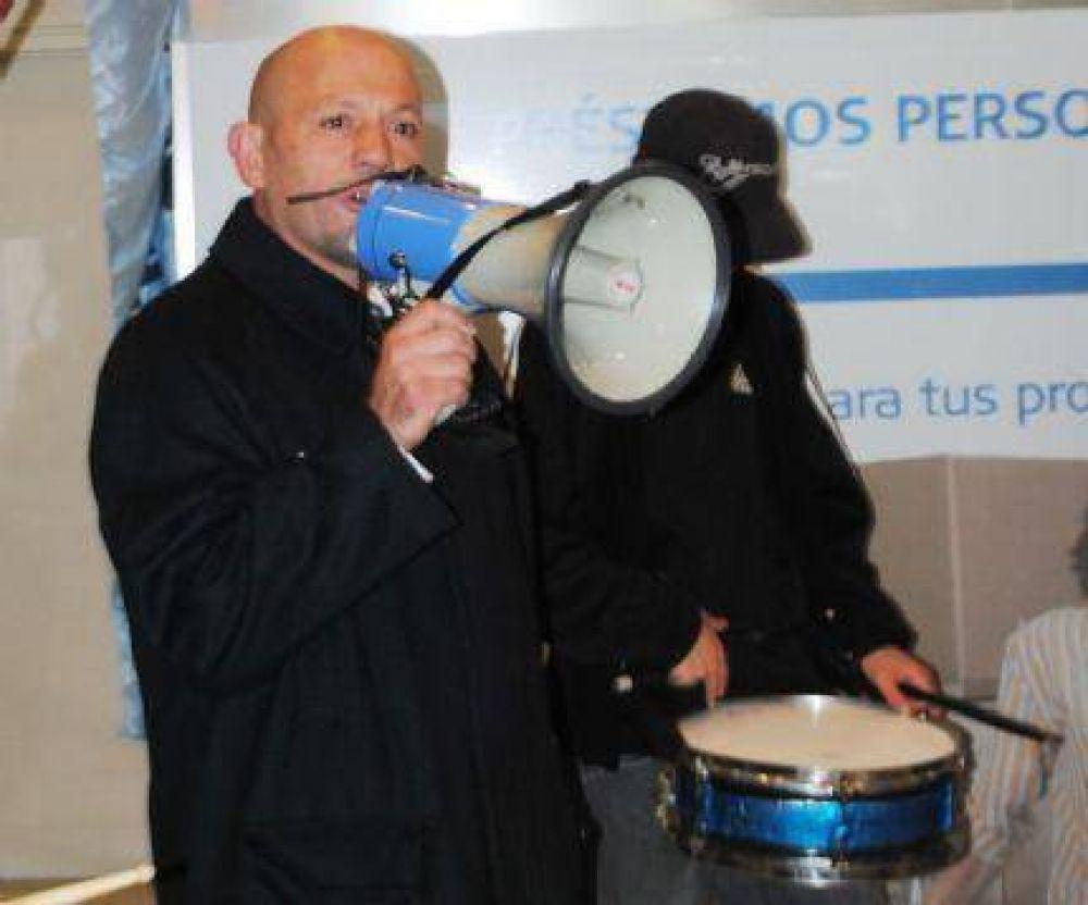 Martín Aiello ratificó paro de los trabajadores bancarios