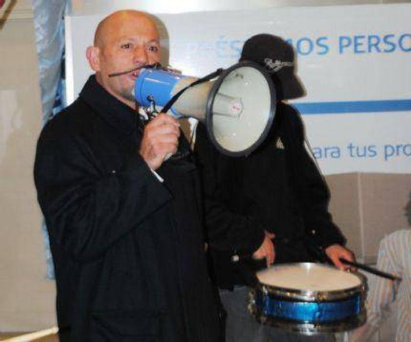 Mart�n Aiello ratific� paro de los trabajadores bancarios