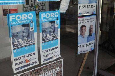 Elecciones en la UNCuyo: radicales y el kirchnerismo van al balotaje