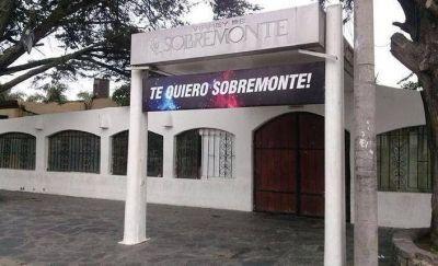 """Hallan una """"oficina secreta"""" en Sobremonte"""