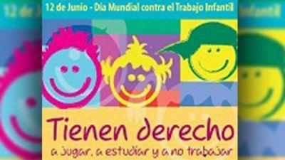 El PJ de Tandil presenta mañana un plan de concientización contra el trabajo infantil