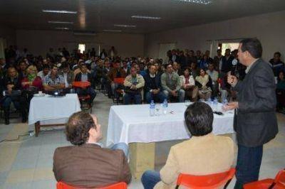 Jornada de Desarrollo local del Ministerio de Producción