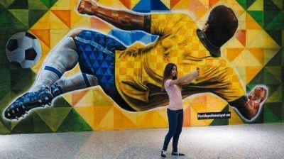 Los ojos de todo el planeta se posan en Brasil: comienza la Copa Mundial de f�tbol 2014