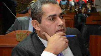 Fuerte cruce entre el FCyS y el oficialismo en la C�mara de Diputados por la causa Alan�s
