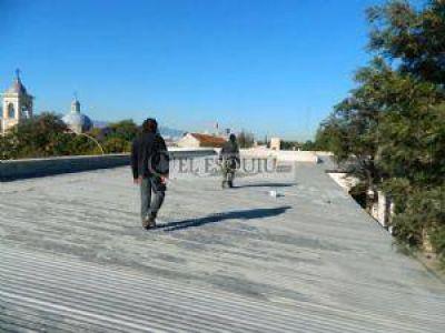 Obras Públicas detalló el trabajo en la José Cuba