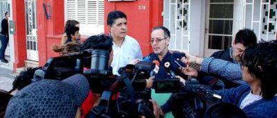 El Interbloque radical denunció a Sergio Soto y Bacileff Ivanoff