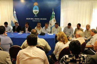 El Instituto De Vivienda colabora con el comité provincial de emergencia hídrica