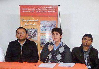 San Pedro: Lanzaron el programa �Capital Semilla�