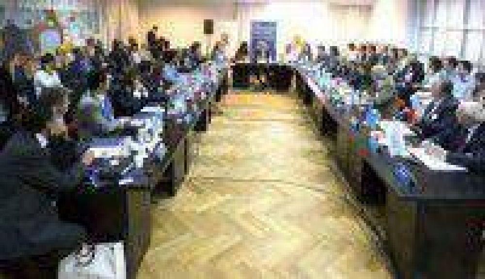 Jujuy participó en la 10º Asamblea del Consejo Federal de Planificación