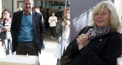 Entre el radical Pizzi y el kirchnerista Battistón se definirá el ballotage en la UNCuyo