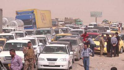 Irak se hunde en el caos y EE.UU. amenaza con bombardear