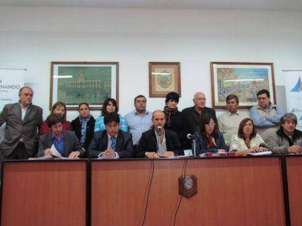 San Fernando repudió el recorte de la Provincia a los comedores escolares