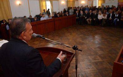 En una sesión extraordinaria, Zúccaro y los concejales recordaron a Marcelo Castillo