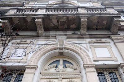 Preocupación por el edificio de la escuela Juan B. Bustos