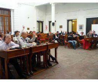 Aprobaron internet libre en plazas y delegaciones