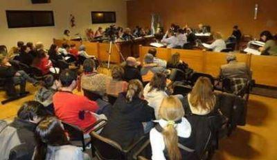 Sesionó el Concejo: El pedido para la sede del CEF seguirá debatiéndose en comisión