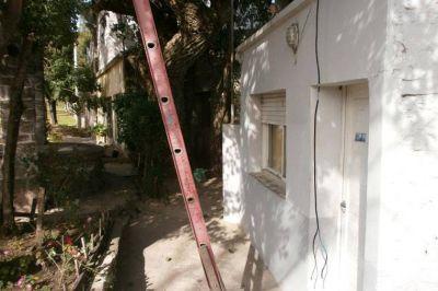 Enersa desbarató una conexión ilegal a la red eléctrica