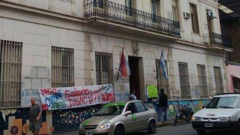 ATE pide paritaria �urgente� en el Copnaf