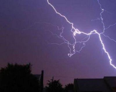 Emiten advertencia amarilla por lluvias y tormentas en la tierra colorada
