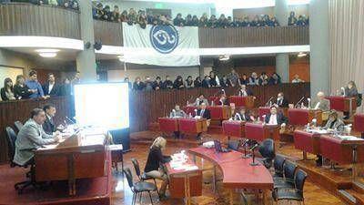 Se aprobó la ley de expropiación de los bienes de Alpesca