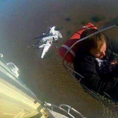 Tragedia en el Río de la Plata: el conmovedor relato de la operadora que atendió la llamada del 911