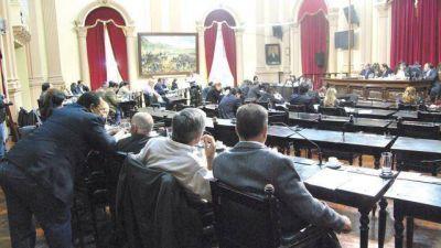 Los senadores eludieron reunirse con el Frente de Mujeres en Salta