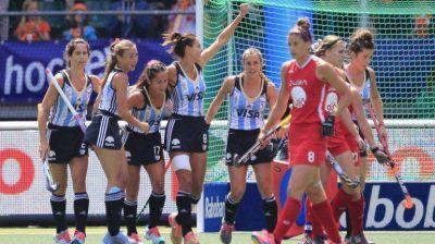 En el último partido de Luciana Aymar, las Leonas se quedaron con la medalla de bronce