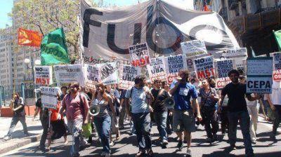 Sin el kirchnerismo, el congreso de la FUA elige a sus autoridades