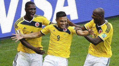 En el Mineirao, Colombia bail� ante Grecia en su regreso a un Mundial luego de 16 a�os
