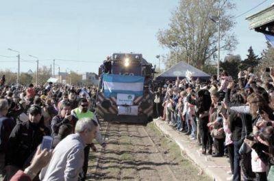 Avanzan las negociaciones para que el tren de pasajeros vuelva a Santa Rosa