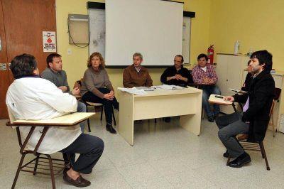 Nuevos exámenes para Residencias en el Hospital