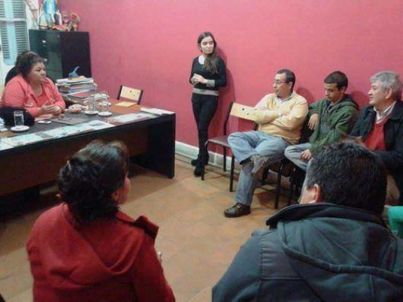 Sindicatos debatieron sobre Paritaria municipal
