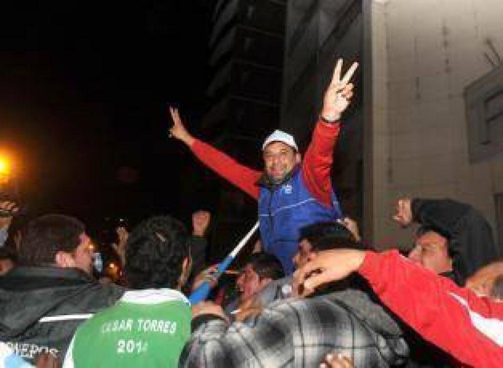El candidato de Moyano se impuso en Tucumán