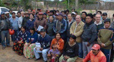 Avanzan con relevamiento territorial-social en 23 comunidades aborígenes del extremo oeste