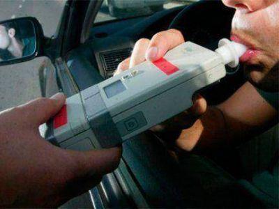 Realizaron controles de alcoholemia y retuvieron ocho vehículos en Paraná