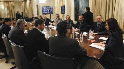 La OFEPHI vuelve a reunirse con Nación por los no convencionales