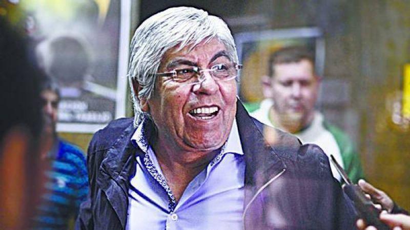 Moyano y Caló ofrecen la renuncia para lograr una CGT unificada