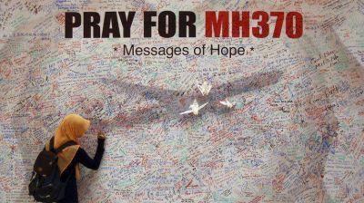 Sin rastros del avión malasio, a 100 días de su desaparición