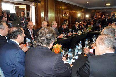 Scioli se reunió con embajadores de la Unión Europea para promover las inversiones en Buenos Aires