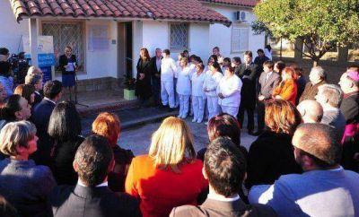 FUNISA inauguró su primera casa