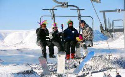 Caviahue abre su temporada de ski