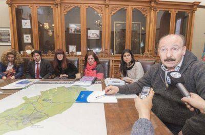 Inza encabezó la primera reunión multisectorial para abordar la problemática juvenil en Azul