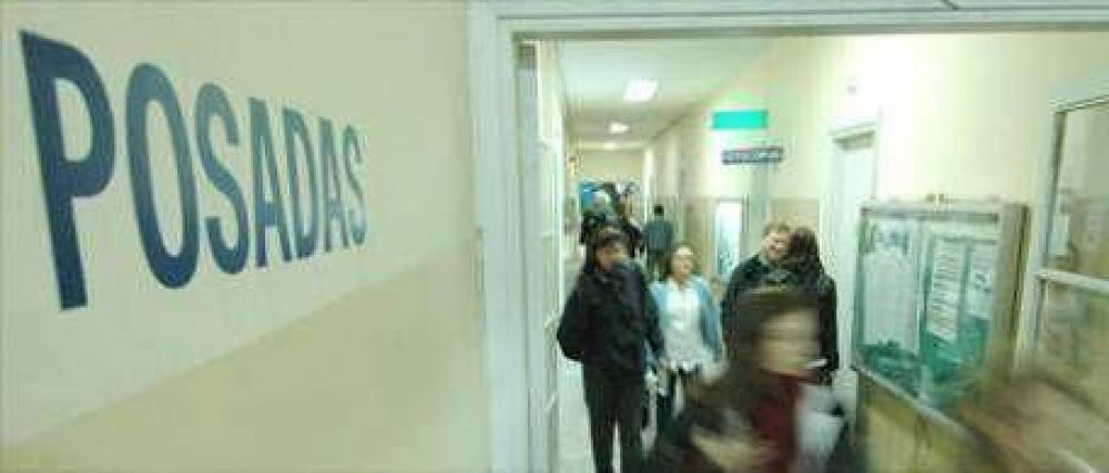 Desborde en el Hospital Posadas por gripe A: los médicos reclaman la emergencia sanitaria